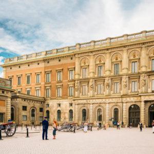 palazzo reale stoccolma